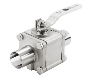 SVF Flow Controls, Inc High Purity Valve